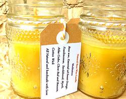 Natural Bees Wax Chandle