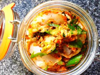 Homemade Sea weed Kimuchi