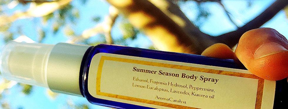 Summer Season Body Spray
