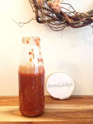 CHILLI SAUCE with Medjool dates