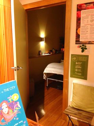 Treatment Room on Sunday