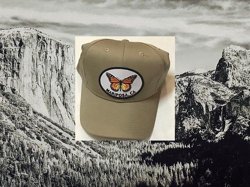 Mariposa Butterfly Baseball Cap