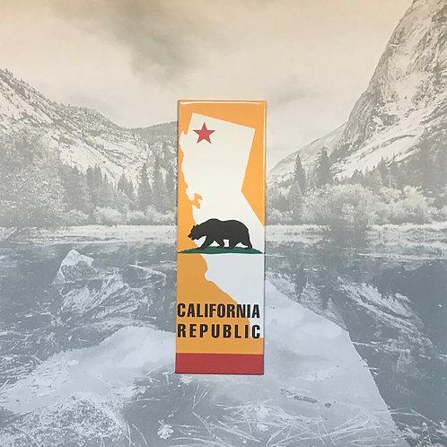 California Republic Photo Magnet