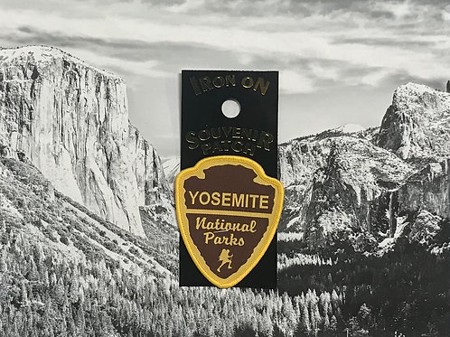 Yosemite Arrow Shaped Patch