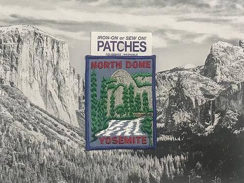 North Dome Yosemite Patch