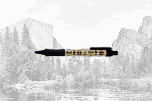 Smokey the Bear Pen