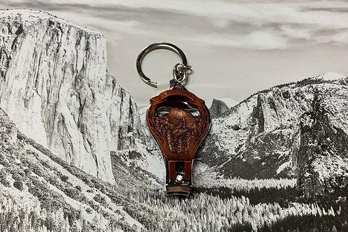 Yosemite Nail Clipper Keychain