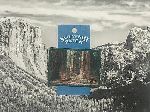 Yosemite Mariposa Grove Patch