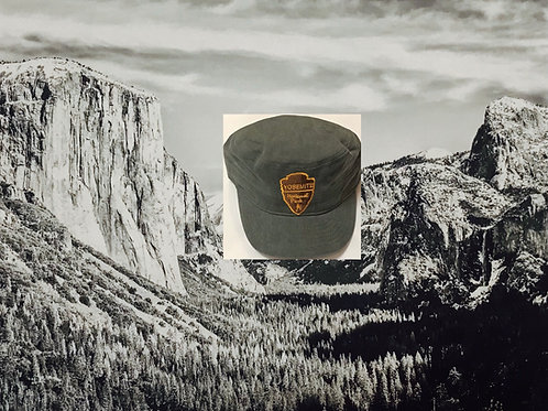 Yosemite Arrow Baseball Cap Rounded Top