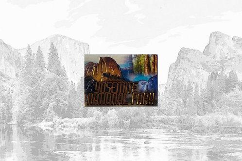 Foil Yosemite Magnet