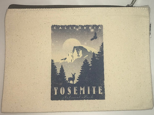 Night Time in Yosemite Pouch