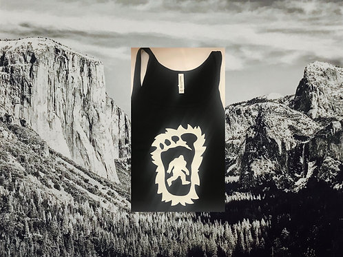 BigFoot Womens Tank Top Sm-XL