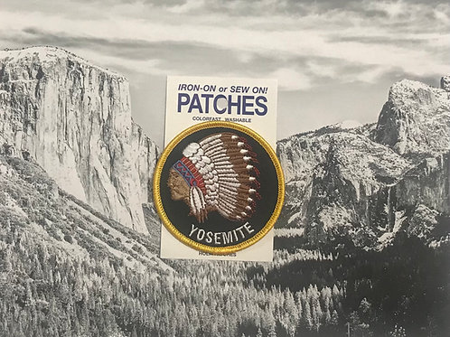 Yosemite Indian Patch