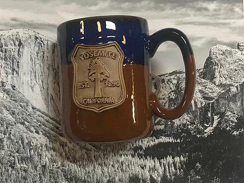 Yosemite Big Tree 2-Tone Mug