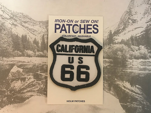 Route 66 California Patch
