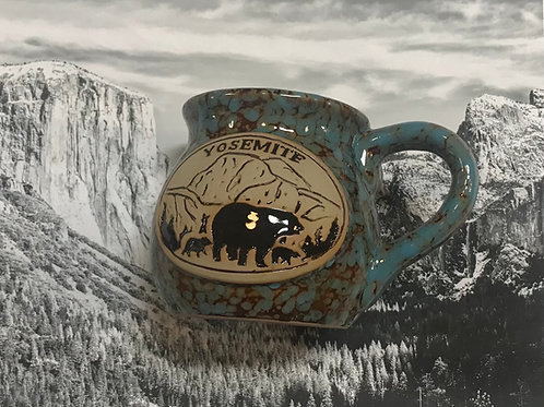 Yosemite Pot Belly Mug