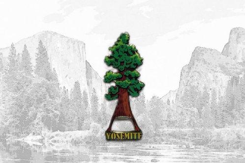 Yosemite Bottle Opener Magnet