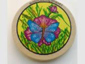 Mariposa, Ca Stand Stone Coaster