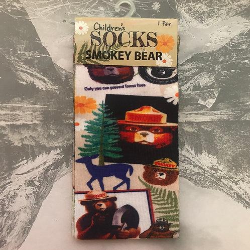 Smokey Bear Children's Socks