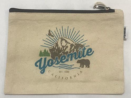 Yosemite Morning Pouch