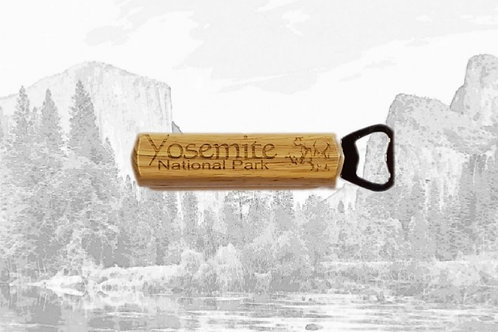 Yosemite Bottle Opener