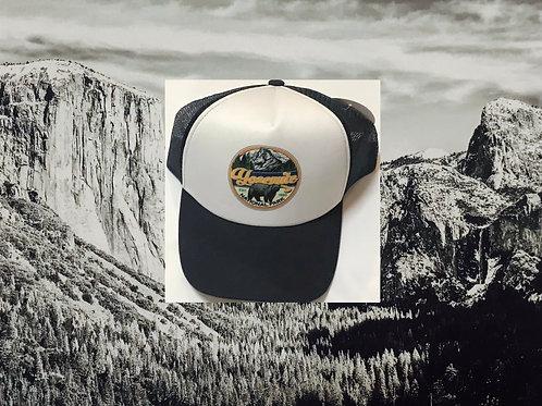 Yosemite National Park Baseball Cap