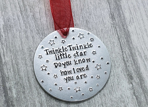 Twinkle Twinkle - Christmas decoration