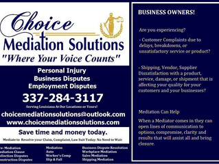Join our Business Service to Avoid or Resolve your Business Matters.