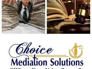 Attorney's - Get your Case Load down with Mediation!