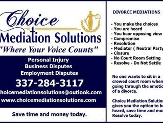 Why Mediation for Divorce