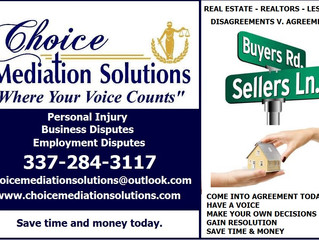 Home Owners & Realtors - Do you need a resolution quick?