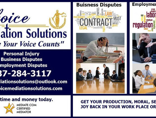 Bring joy back into your Business with Choice Mediation Solutions