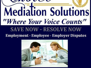 Employment - Employee - Employer Disputes