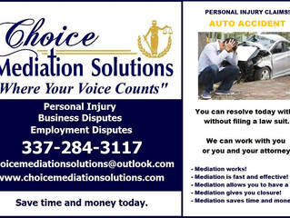 Where you involved in Car Accident ( Auto Accident )??