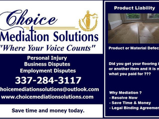 Do you have a Product liability dispute, disagreement or claim??