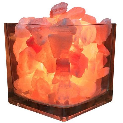 Aromatherapy Salt Lamp Diffuser