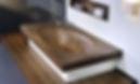 Vasca in legno, Laguna Basic, vasca di lusso