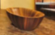 деревянная ванна, Laguna Pearl, Alegna
