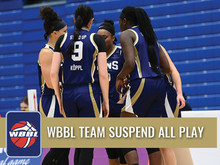 Suns Wbbl Team Suspend All Play