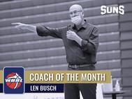 Len Busch Scoops Final 2020 Award