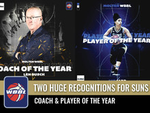 TWO HUGE RECOGNITIONS FOR SUNS