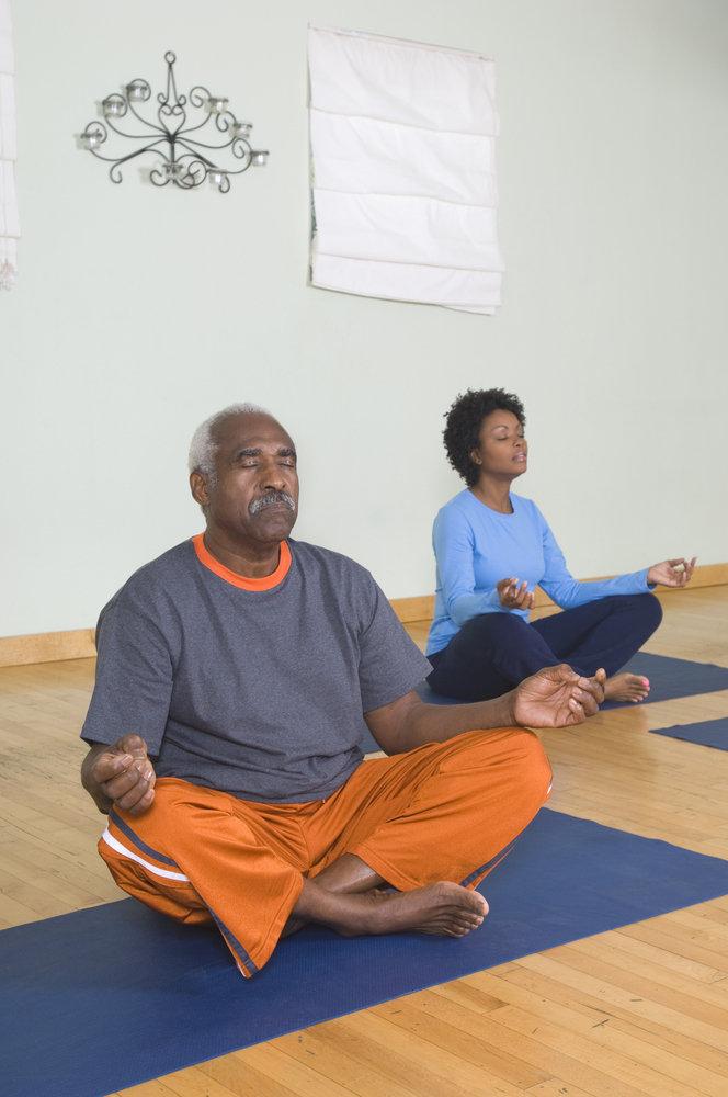 Mindfulness Meditation & Yoga 90min