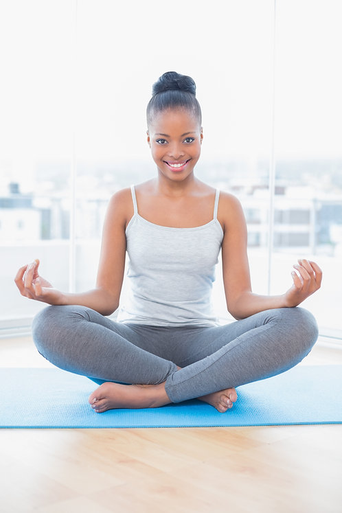 4-class Intro to Yoga