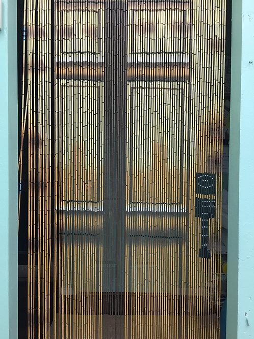Wooden Beaded Door