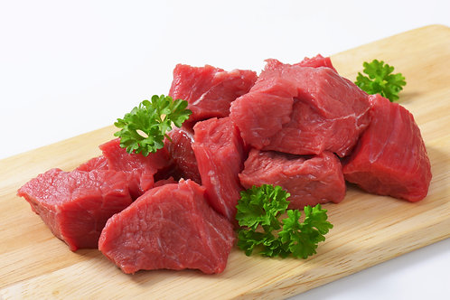 Hand Diced Beef - 500g