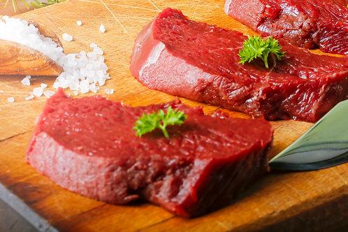 2 x Venison Fillet Steaks (6oz)