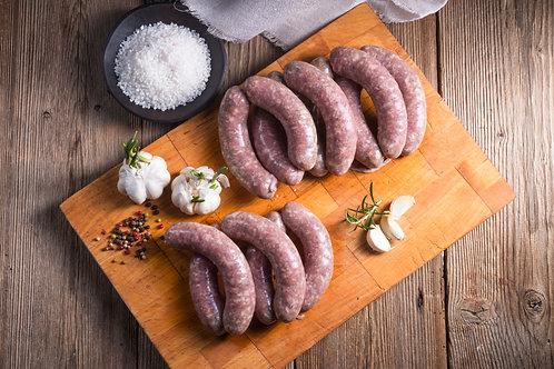 Traditional Butchers Pork Sausages x 8