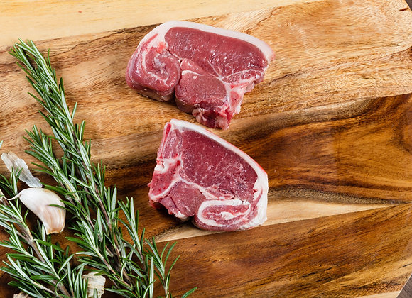 West Country Lamb Loin Chop x2
