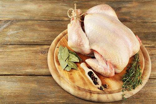 Whole British Chicken - 1.4kg