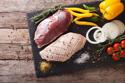 Gressingham Duck Breasts 6oz-8oz  x 2